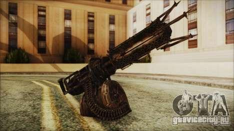 Fallout 4 Shredding Minigun для GTA San Andreas