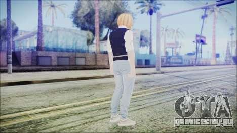 GTA Online Skin 33 для GTA San Andreas третий скриншот