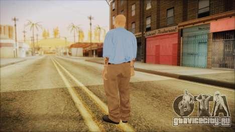 GTA 5 LS Vagos 3 для GTA San Andreas третий скриншот