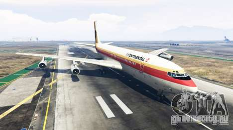 Boeing 707-300 для GTA 5