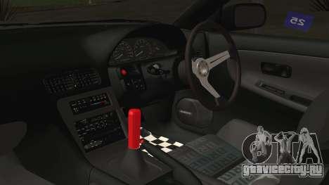 Nissan 180SX Rocket Bunny Edition для GTA San Andreas вид справа