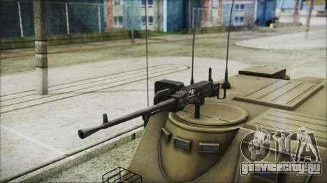 BTR-50 для GTA San Andreas вид справа