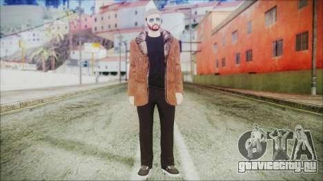 GTA Online Skin 30 для GTA San Andreas второй скриншот