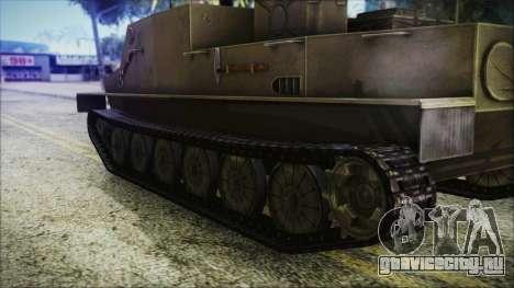BTR-50 для GTA San Andreas вид сзади слева