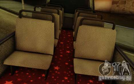 TMZ Tourbus для GTA San Andreas вид справа