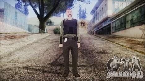 GTA 5 Ammu-Nation Seller 2 для GTA San Andreas второй скриншот