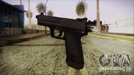 PayDay 2 Interceptor .45 для GTA San Andreas второй скриншот