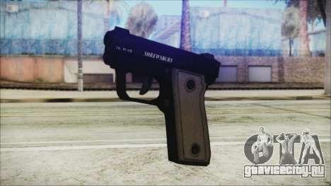 GTA 5 SNS Pistol v3 - Misterix Weapons для GTA San Andreas