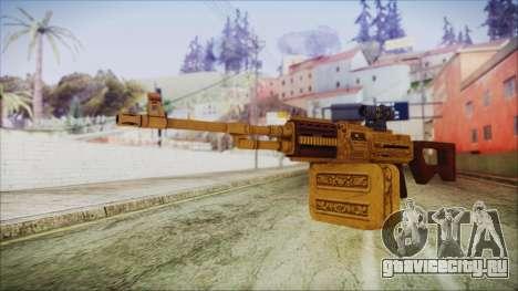GTA 5 MG from Lowrider DLC для GTA San Andreas
