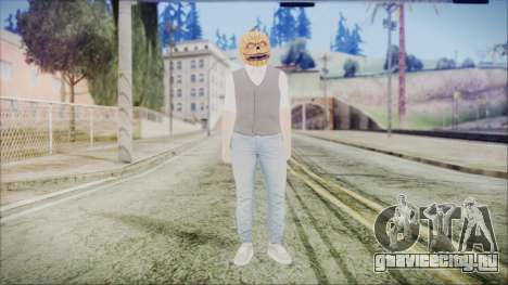 GTA Online Skin 33 для GTA San Andreas второй скриншот