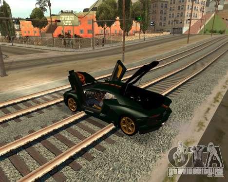 Car Accessories Script v1.1 для GTA San Andreas