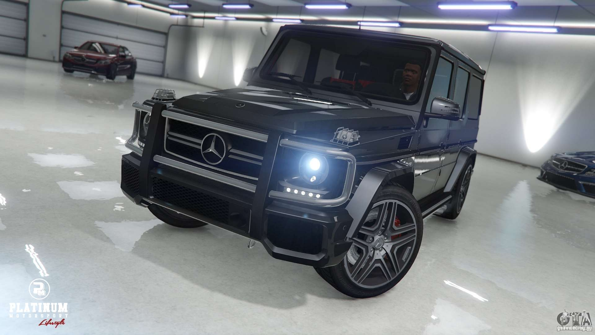 Mercedes benz g63 amg v1 gta 5 for Mercedes benz gta
