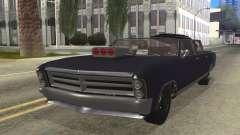 GTA 5 Albany Lurcher Cabrio Style
