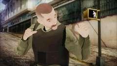 GTA 5 Ammu-Nation Seller 2