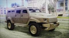 GTA 5 HVY Insurgent Van