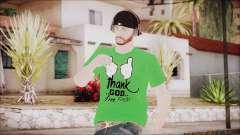GTA Online Skin 16 для GTA San Andreas