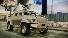 GTA 5 HVY Insurgent Pick-Up