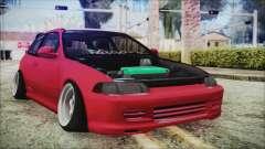 Honda Civic EG6 Hellaflush для GTA San Andreas