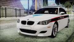 BMW M5 E60 Bosnian Police