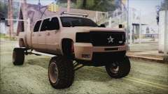 Chevrolet Silverado Triple Door для GTA San Andreas