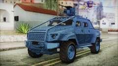 GTA 5 HVY Insurgent Pick-Up IVF