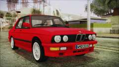 BMW M5 E28 1988 для GTA San Andreas