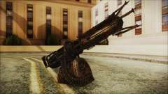 Fallout 4 Shredding Minigun для GTA San Andreas