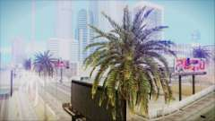 GTA 5 Vegetation [W.I.P] - Palms для GTA San Andreas
