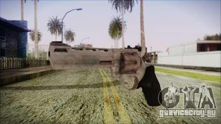 PayDay 2 Bronco .44 для GTA San Andreas
