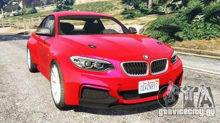 BMW M235i (F22) 2014 для GTA 5