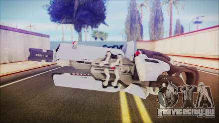 Widowmaker - Overwatch Sniper Rifle для GTA San Andreas