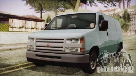GTA 5 Bravado Rumpo для GTA San Andreas