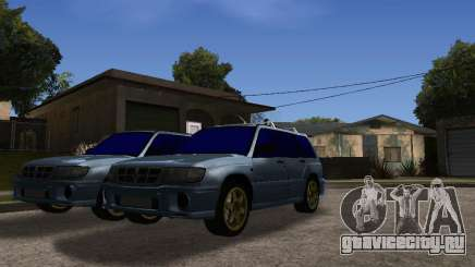 Subaru Forester 1998 для GTA San Andreas