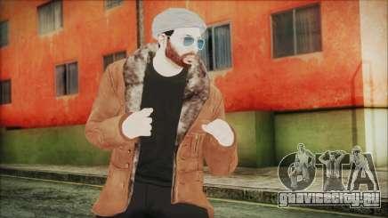 GTA Online Skin 30 для GTA San Andreas