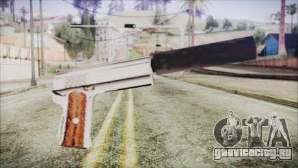 Wildey Magnum для GTA San Andreas