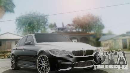 BMW M3 F30 SEDAN для GTA San Andreas