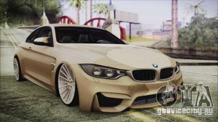 BMW M4 Coupe для GTA San Andreas