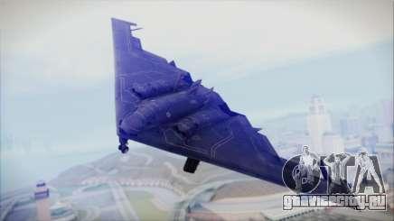 B-2A Spirit Stealth Bomber для GTA San Andreas