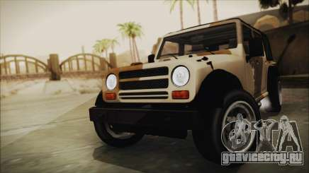 GTA 5 Canis Crusader для GTA San Andreas