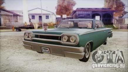 GTA 5 Declasse Clean Voodoo IVF для GTA San Andreas