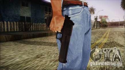 PayDay 2 Deagle для GTA San Andreas