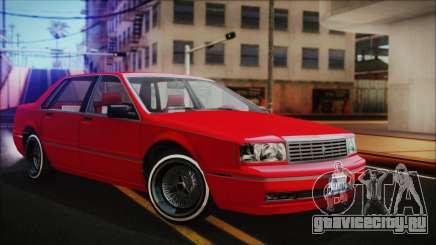 GTA 5 Albany Primo Custom No Interior для GTA San Andreas