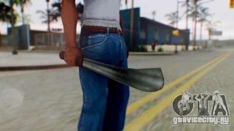 Vice City Machete для GTA San Andreas третий скриншот