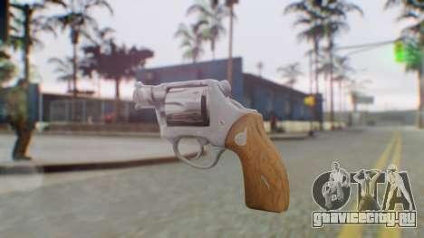 Charter Arms Undercover Revolver для GTA San Andreas второй скриншот
