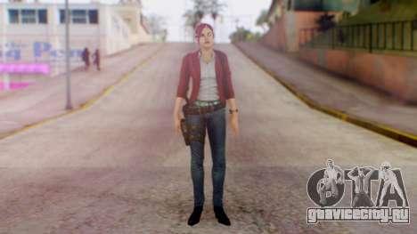 Jessica Jones Friend 1 для GTA San Andreas второй скриншот