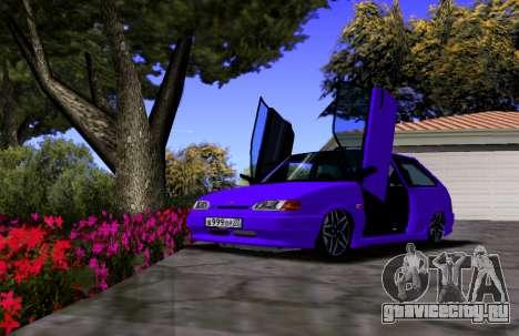 VAZ 2113 KBR для GTA San Andreas