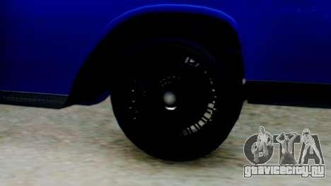 GTA 5 Vapid Chino Tunable IVF для GTA San Andreas вид сзади слева