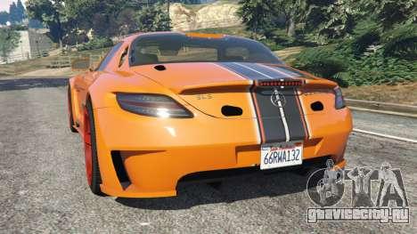 Mercedes-Benz SLS AMG GT3 для GTA 5