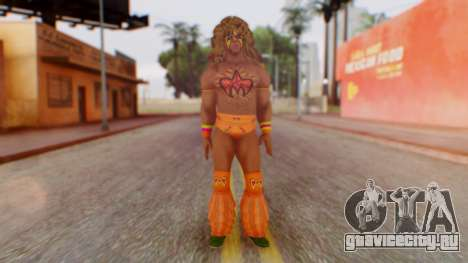 U Warrior для GTA San Andreas второй скриншот