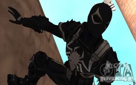 Агент Веном от Robinosuke для GTA San Andreas